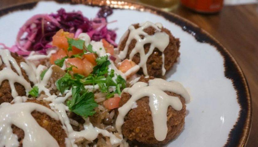 The Food Girl In Town Souk Tabule